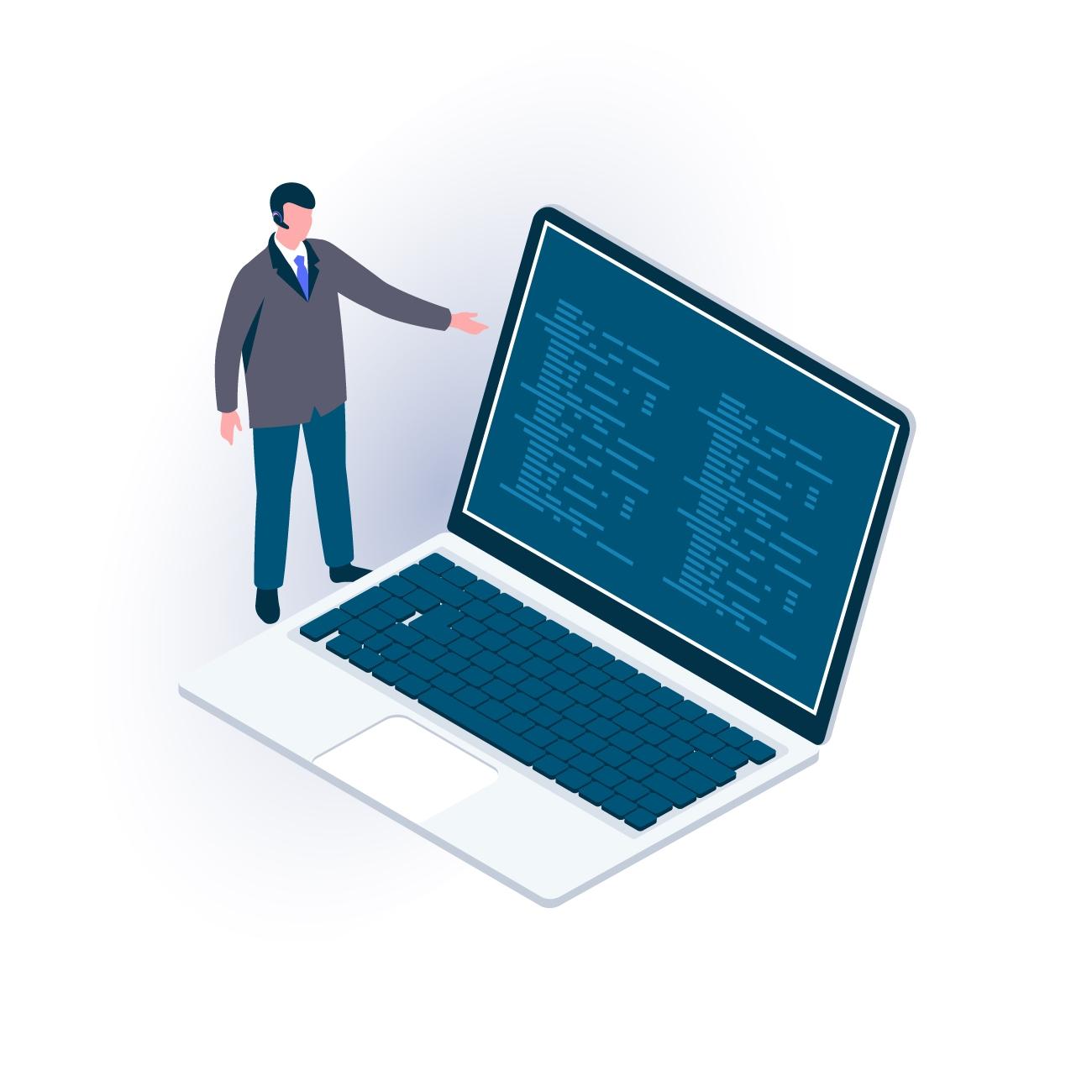 Průvodce práce s počítačem